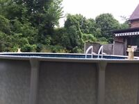 Above Ground Pool - 18 Ft.