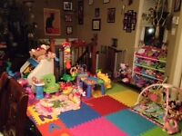 In Home Daycare Ages 1-4