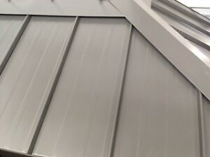 Metal roofing packages