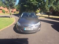 Vauxhall Astra Exclusiv with low mileage and in good condition. FSH and MOT until February 2017
