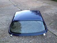 Mazda MX5 Hard Top - Blue