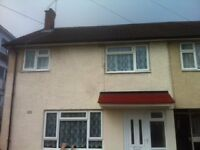 House for Let in Coventry ( CV3 ) THREE BED with Garden