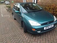 Used Ford Focus 1.6 Automatic to sell in Basingstoke (Near station)
