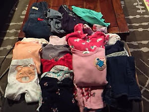Baby Girls Clothing Lot Size 18 - 24 months (22 pieces)