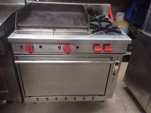 Cook-On (Flat Grill, Oven and 2x Burners) Taren Point Sutherland Area Preview