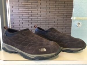 Brand New Men's North Face Slip on Shoes