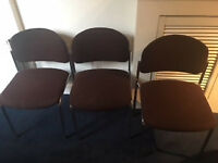 Free to a good home... 3 chairs
