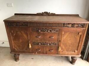Antique cabinet Hampton East Bayside Area Preview