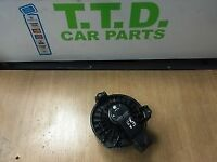 (2010) MK2 Toyota Yaris Heater Blower Motor Fan