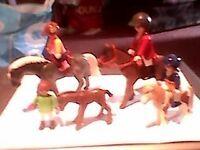 playmobil horse bundle