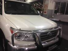 Toyota Land Cruiser 200  2015 Sahara 4x4 Alloy Factory Bull Bar Willoughby Willoughby Area Preview