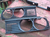 BMW E30 316 ESTATE GRILL FRONT PANEL