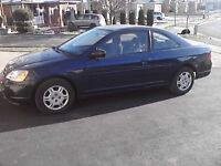 2001 Honda Civic Coupe Coupe (2 door)