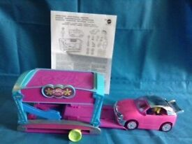 Polly Pocket Car and Carport Changer