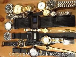 Watches, Straps And Clocks