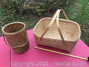Handcrafted Baskets