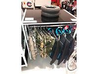 Retail Shop Display Unit 1100x800x1115mm