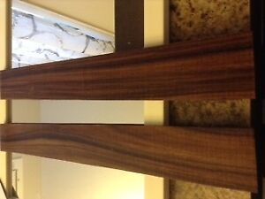 Indian rosewood fretboards