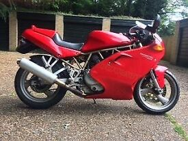 Ducati 600SS supersport for sale