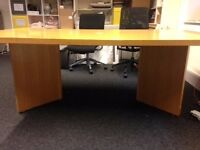 Meeting room table 120x200cm - good condition - FREE