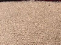 Large piece of carpet with good underlay