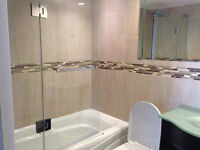Fully renovated 3 1/2 condo in Hampstead inc Heat/AC park avail+