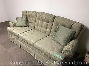 3 Seat Sofa with solid wood frame