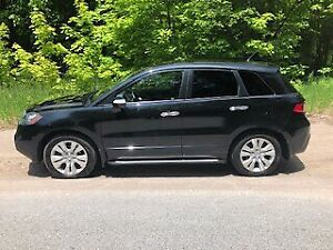 Acura RDX 2011 Technology package