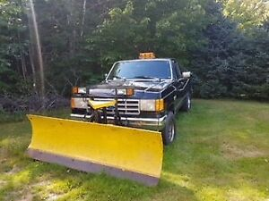 Reduced!! 1990 Ford F-250 Pickup Truck