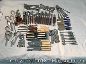 Assorted Cutlery Lot