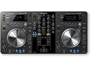 Pioneer XDJ-R1 'Turntables' DJ interface