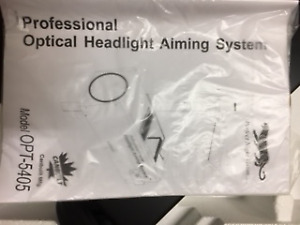 Proffessional Head Light Aiming System