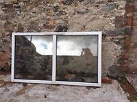 UPVC Used Large Double Glazed Window