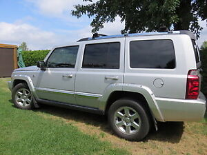 Jeep Commander LIMITED 4x4 2006 4.7L V8