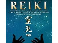 Reiki Energy Healing, Crystal Healing or Hand Reflexology 30 Minute Sessions