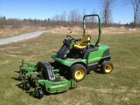 John Deere 1435 Used Rough Cutter