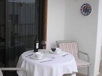 Tenerife South Los Cristianos 1 bedroom apartment. Private balcony. Wifi included.