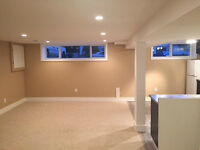 1 Bdrm Suite College Heights--Newly Renovated; Never Lived In