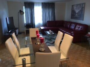 Appartement meublé tout compris libre novembre 2016 Outremont