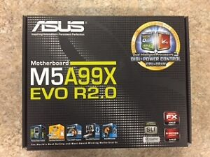 ASUS Motherboard M5A99X EVO R2.0
