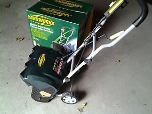 Electric Snow Thrower      SOLD