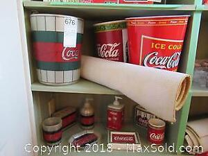 Coca Cola Decor A