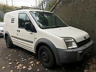 Ford Connect 2005 1.8 Diesel White Breaking For Spares