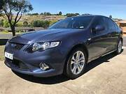 Ford FG XR6, 5 speed auto sedan in Steel, 118000kms Neerim South Baw Baw Area Preview