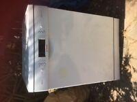 Second hand Bosch Exxcel AquaStar 6.5L dishwasher (white) £50 Good working order