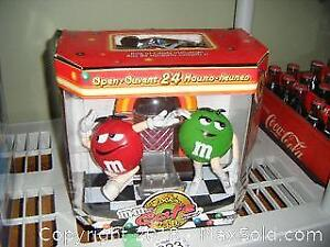M And M Candy Dispenser A