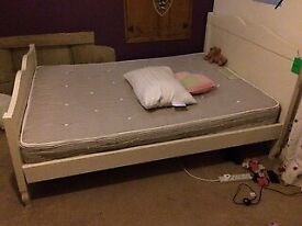 Aspace sweetheart bed reasonable condition