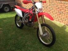2009 CRF 450X  on/off Road Hallett Cove Marion Area Preview