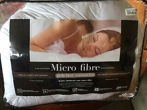 Surmatelas Collection Micro fibre / Queen 60 x 80 po