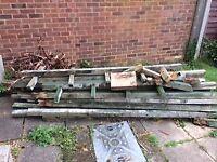 Wood Ideal for Log Burner FREE